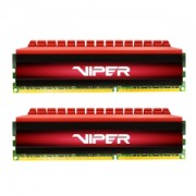 Memorie Patriot Viper 4 16GB (2x8GB) DDR4 2666MHz 1.2V CL15 Dual Channel Kit, PV416G266C5K