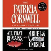 The Patricia Cornwell CD Audio Treasury by Patricia Cornwell
