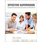 Effective Supervision by David L. Goetsch