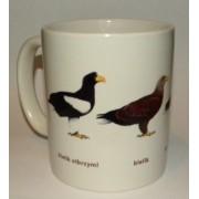 Kubek ornitologiczny (bieliki)