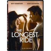 The Longest Ride DVD 2014