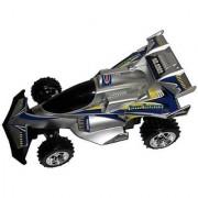S.G.International Fibre Electronic Racing Car Silver Color