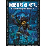 Artisti Diversi - Monsters of Metal 6 (0727361211721) (2 DVD)