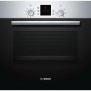 Cuptor electric incorporabil Bosch HBN539E7, clasa energetica A, timer electronic, grill, 66 litri, comenzi electronice, display digital, curatare catalitica, inox