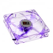 Ventilator 120 mm Xigmatek CLF-FR1255 Crystal Purple LED