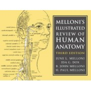 Melloni's Illustrated Review of Human Anatomy by June L. Melloni