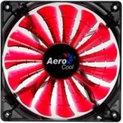 Ventilator Aerocool Shark Devil Red 12 cm