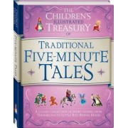Illustrated Treasury of Traditional Five-Minute Tales by Hinkler Books