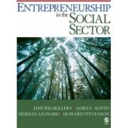 Entrepreneurship in the Social Sector by Jane C. Wei-Skillern