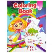 Kinder kleurboeken No 4