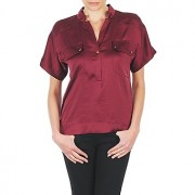 Blouses Lola COLOMBE ESTATE rood dames