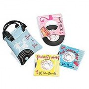 Our Generation Retro Rock and Tote w Records Accessory Set