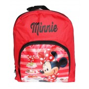 Ghiozdan Minnie Mouse rosu
