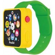 PraSid English Learner Smart Watch YellowGreen