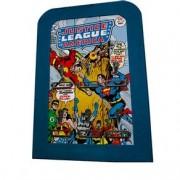 Porta Chaves Madeira Liga da Justiça DC Comics Porta Chaves Liga da Justiça Madeira DC Comics
