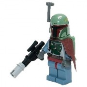 Boba Fett (New design with cape) - LEGO Star Wars Minifigure
