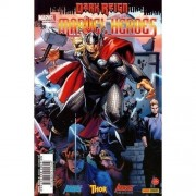 Marvel Heroes ( Décembre 2009 ) N° 26 : The Mighty Avengers / Thor / Avengers : The Initiative ( Dark Reign )