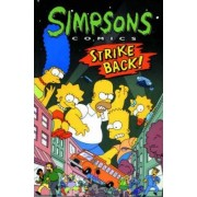Simpsons Comics Strike Back by Mary Trainor
