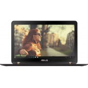 Laptop 2-in-1 ASUS ZenBook Flip UX560UQ, Intel Core i7-7500U, 15.6'' FHD IPS Touch, 8GB DDR4, 512GB SSD, GeForce 940MX 2GB, Win 10 Home, Black