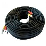 80m kábel pre video/audio/napájanie