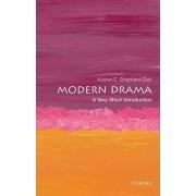 Modern Drama: A Very Short Introduction by Kirsten E. Shepherd-Barr