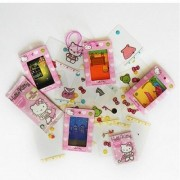Cartes À Collectionner - Hello Kitty - Blister 2 Sachets : Shopping Mania
