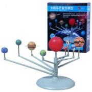 Magideal Glow In The Dark Solar System Planetarium Model Kids Science Kit