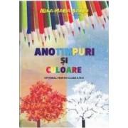 Anotimpuri si culoare - Clasa 4 - Alina-Maria Barbu