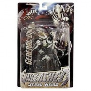 Star Wars Episode III 3 Revenge of the Sith GENERAL GRIEVOUS Unleashed 7 Figure