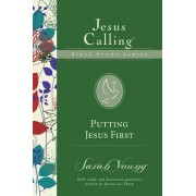 Putting Jesus First by Sarah Young