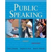 Public Speaking by Cheri J. Simonds
