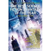 The Best Science Fiction and Fantasy of the Year: Volume Ten: Volume 10 by Jonathan Strahan