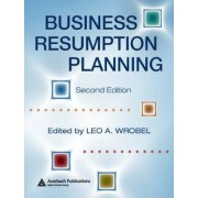 Business Resumption Planning by John Hayes