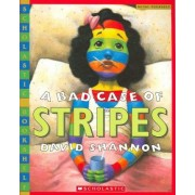A Bad Case of Stripes - Library Edition by David Shannon
