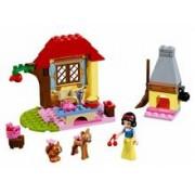Legoâ® Juniors - Casuta Din Padure A Albei Ca Zapada - L10738