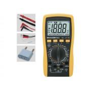 Maxwell MX-25306 Digitális multiméter