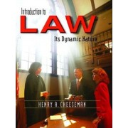 Introduction to Law by Henry R. Cheeseman