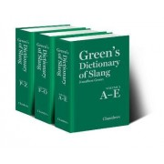 Green's Dictionary of Slang by Jonathon Green