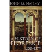 A History of Florence, 1200-1575 by John M. Najemy