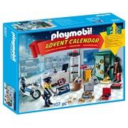 Playmobil 9007 Advent Calendar Jewel Thief Police Operation
