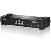 Switch KVM Aten CS1764A-AT-G, 4 porturi, USB