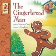 The Gingerbread Man by Catherine McCafferty