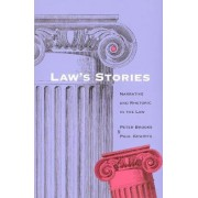 Law's Stories by Peter Brooks