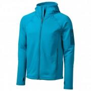 Marmot - Stretch Fleece Hoody - Fleecejacke Gr M blau/türkis
