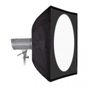 Masca rotunda pentru softbox un Velcro 60x60cm