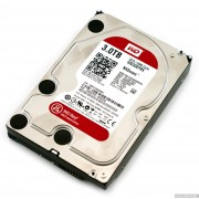 """HDD 3.5"""", 3000GB, WD Red, 64MB Cache, SATA3 (WD30EFRX)"""