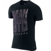 Manchester United Mens Core SS Tees póló