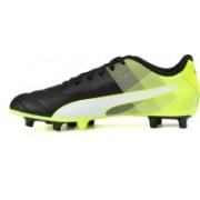 Puma Adreno II FG Jr Football Shoes(Black)