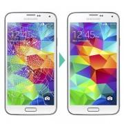 Substituição de display/vidro/lcd/touch de telemóvel Samsung S6 / S5 / S4 / S7 e edge, A3 / A5 / A7, J3, J5 e J7