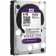 Hard disk Western Digital Purple NV 6TB SATA-III 3.5 inch 64MB IntelliPower